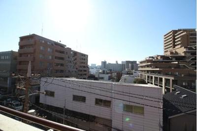 現地バルコニーからの眺望です
