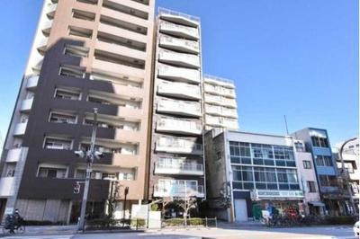 山手線「上野」駅も徒歩圏内で各方面へのアクセスも便利