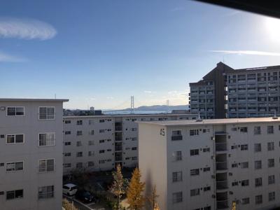 【展望】神陵台東住宅48号棟