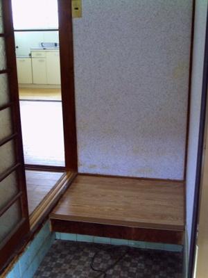 【玄関】第三富士文化