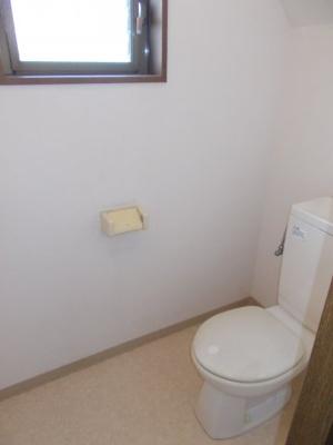 【トイレ】千鳥が丘ビル 201号室 SOHO 事務所可物件
