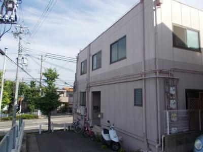 【外観】千鳥が丘ビル 201号室 SOHO 事務所可物件