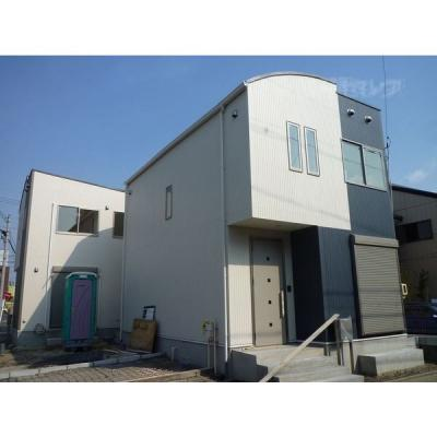 【外観】名古屋市中川区柳島町賃貸戸建
