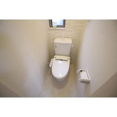 【トイレ】名古屋市中川区柳島町賃貸戸建