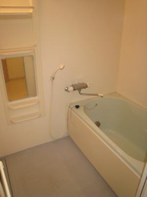 【浴室】鷺沼スカイマンション