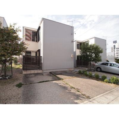 【外観】名古屋市天白区原賃貸戸建