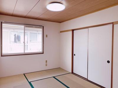 柔らかい畳が心地よい和室 【COCO SMILE ココスマイル】