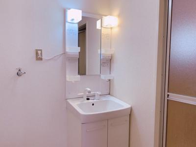 洗面所です 【COCO SMILE ココスマイル】