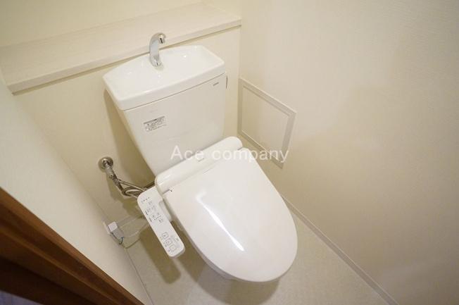 トイレ便器&ウォシュレット新調です☆