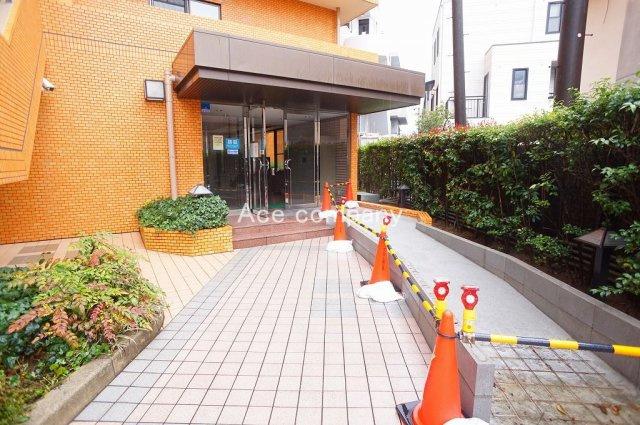 【エントランス】ライオンズマンション平野東