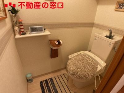 【トイレ】プレステージ西明石駅前グランディール