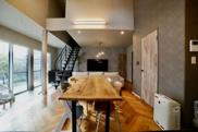 須恵築浅平屋注文住宅の画像