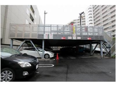 【駐車場】イトーピア東陽町マンション  4階 東陽町駅4分  リノベーション済