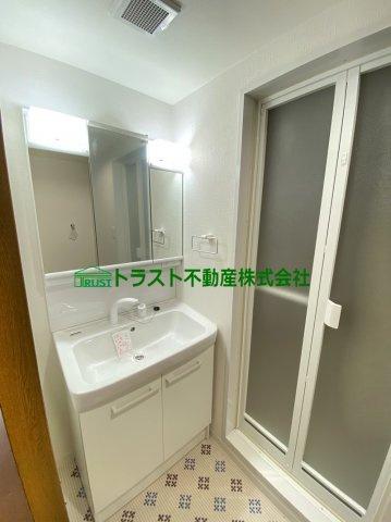 【独立洗面台】ル・セール西神戸壱番館