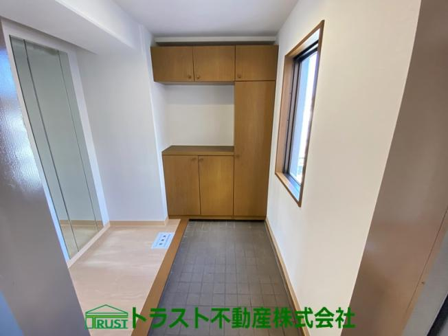 【玄関】ル・セール西神戸壱番館