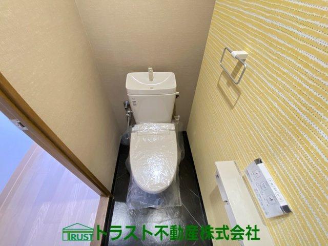 【トイレ】ル・セール西神戸壱番館