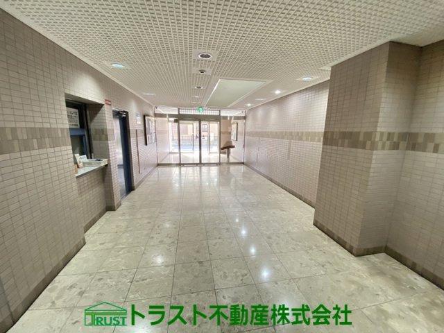 【エントランス】ル・セール西神戸壱番館