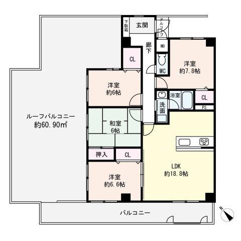 ル・セール西神戸壱番館