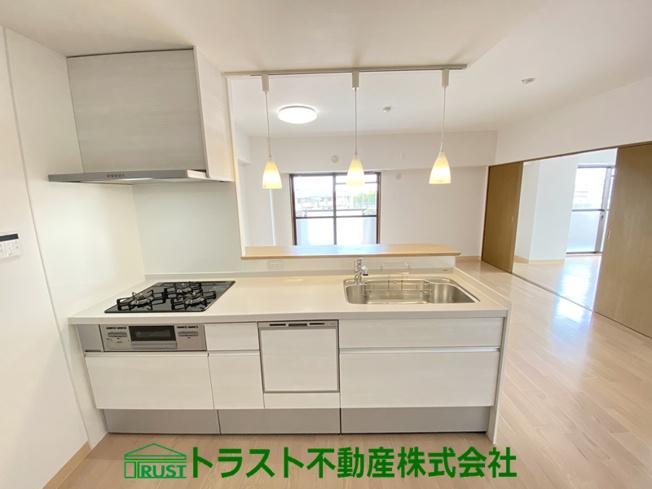 【キッチン】ル・セール西神戸壱番館