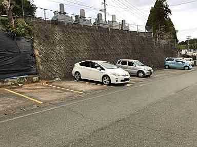【駐車場】コーポ盛本A棟