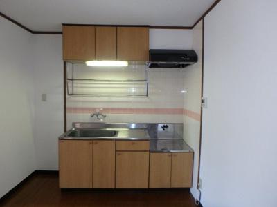 【キッチン】スクウェアガーデン東野・
