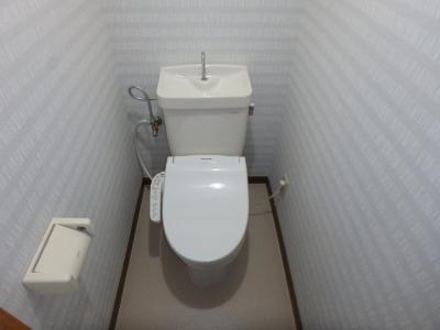 【トイレ】スクウェアガーデン東野・