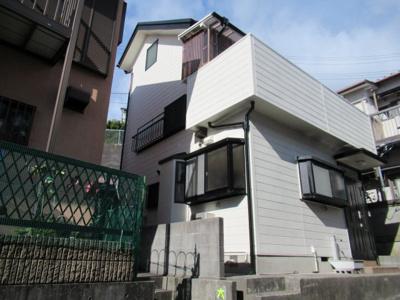 【外観】三崎5丁目貸家
