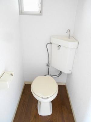 【トイレ】ホワイトヴィラ太平台A