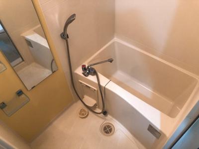 【浴室】フィオリトゥーラ三軒茶屋ステーションフロント