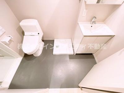 """【浴室】""""エトワール鴻池"""""""