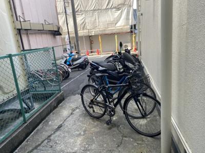 【駐車場】ナンノ第3マンション