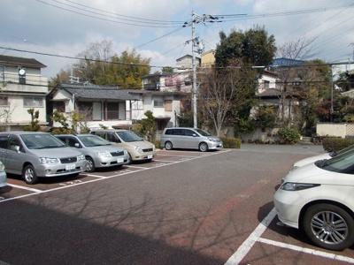 【駐車場】パインフィールド緑地公園