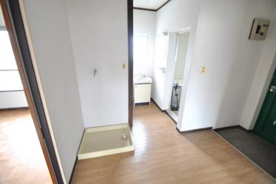 【独立洗面台】第1オーキッドビル