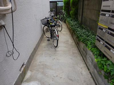 【その他共用部分】ソレイユ学芸大学
