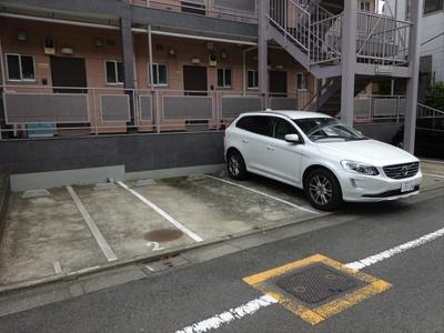 【駐車場】ソレイユ学芸大学