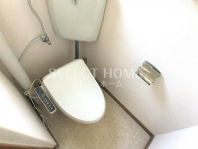 【トイレ】コーポ山手