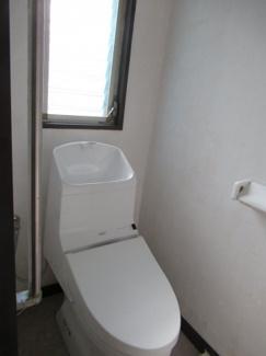 【トイレ】磯子貸家