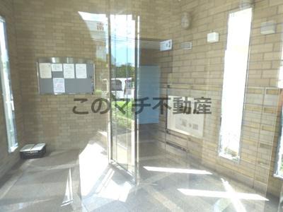 【ロビー】モンアルカディア三宅弐番館(モンアルカディアミヤケニバンカン)
