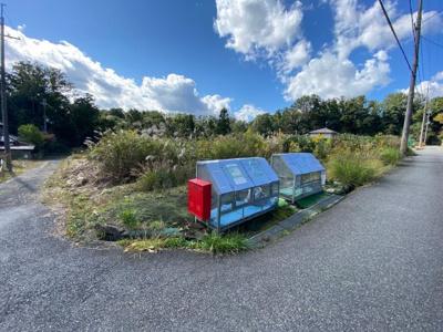 【前面道路含む現地写真】大津市和邇北浜1065-6 売土地