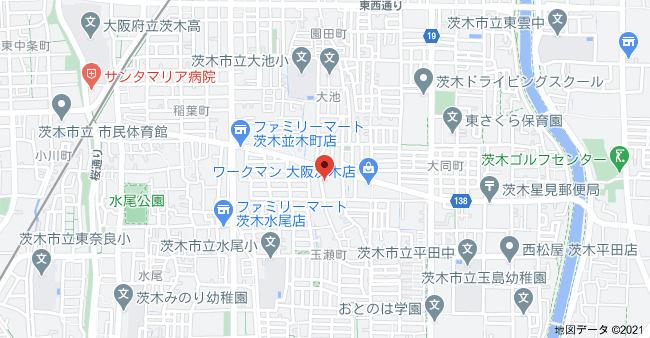 【地図】ラフィーヌ・シャトー