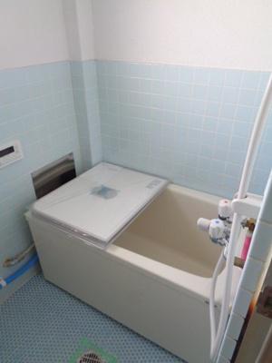 【浴室】名倉アパートA