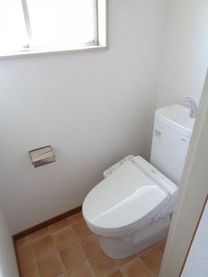 【トイレ】名倉アパートA