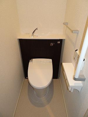 【トイレ】HAPPY HILLS
