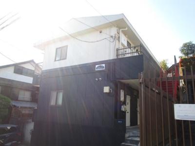 【外観】美山台ハイツ