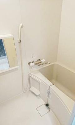 【浴室】美山台ハイツ