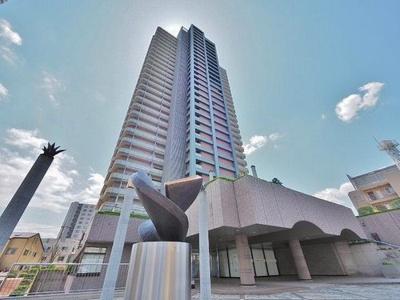 スカイフロントタワー川口、29階建ての8階部分のご紹介です。