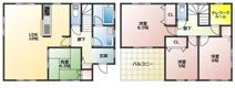 東金市田間 新築一戸建て 東金線東金駅の画像