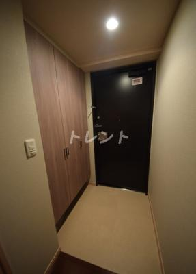 【玄関】ベルファース芝浦タワー