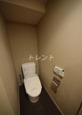 【トイレ】ベルファース芝浦タワー