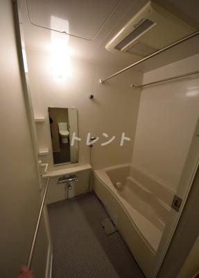 【浴室】ベルファース芝浦タワー